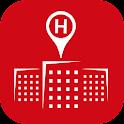HospiFinder icon