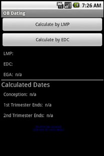 edc dating calculator February jogc février 2014 l 173 determination of gestational age by ultrasound dating based on menstrual history dating by certain menstrual history is inexpensive and.
