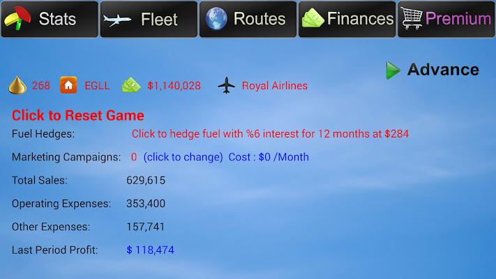 Airline Boss - Management Game - screenshot