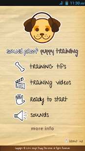 Sound Proof Puppy Training- screenshot thumbnail