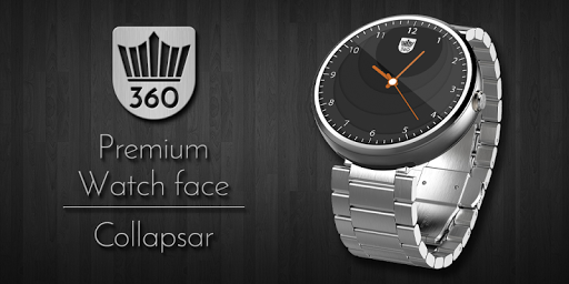 Collapsar Watch Face