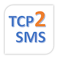 TCP to SMS icon
