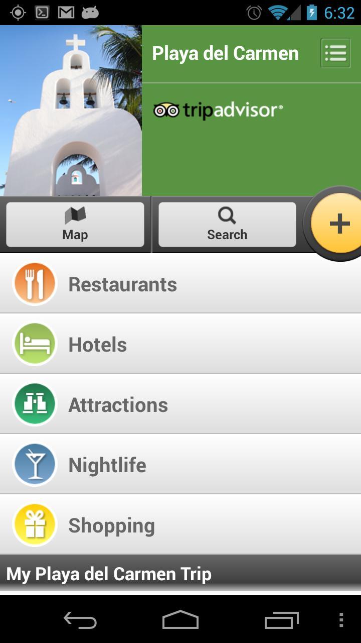 Playa del Carmen City Guide screenshot #1