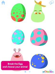 Kids Animal Surprise Eggs Game- screenshot thumbnail