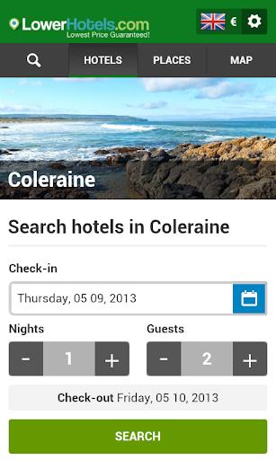 Hotels in Coleraine