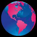 Flickr Earth icon