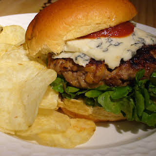 Umami Meatloaf Burger.