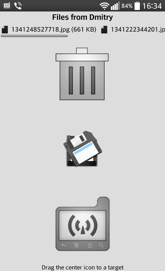 Wi-Fi Talkie Lite - screenshot