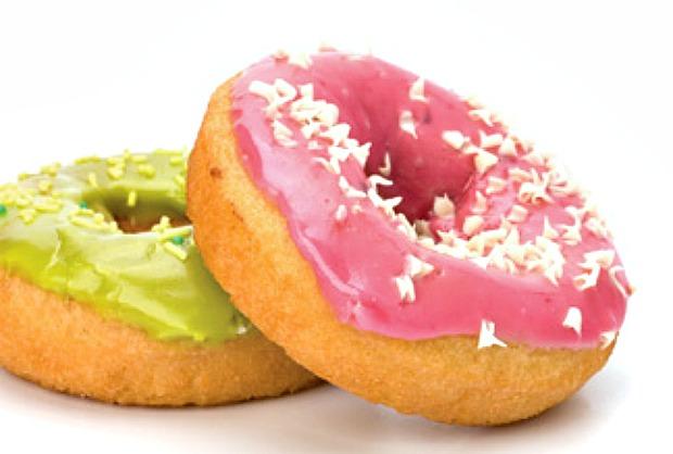 Baked Mini Cake Doughnuts Recipe