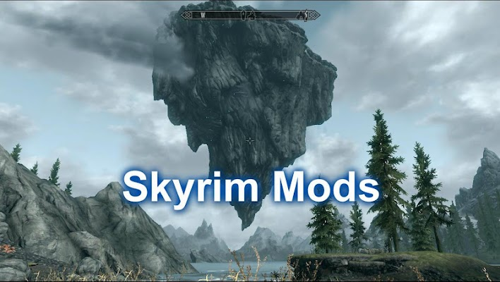 Skyrim Mods - screenshot