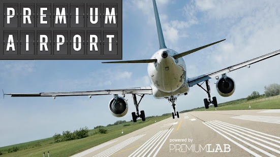Premium Airport - screenshot thumbnail