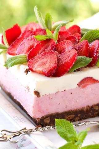 玩休閒App|草莓蛋糕拼图免費|APP試玩