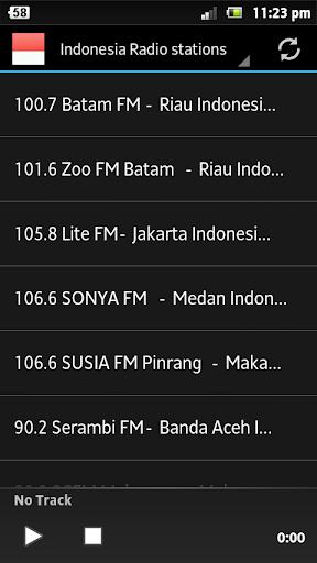 Indo Radio stations