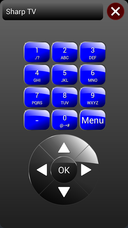 ZappIR Universal IR Remote - screenshot