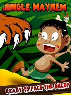 叢林混亂 - 一個有趣的運行