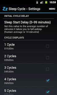 Sleep Cycle - screenshot thumbnail