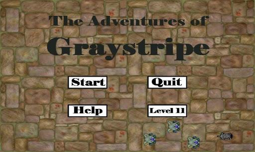 Free Adventures of Graystripe