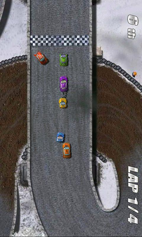 Tilt Racing - screenshot