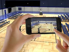 Screenshot of BasketBall Playbook Coach