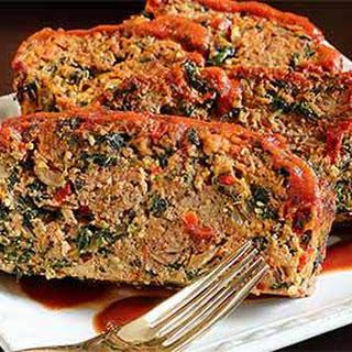 Paleo Turkey or Beef Meatloaf