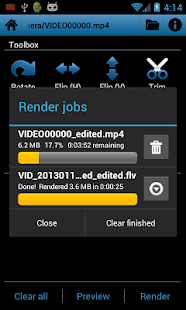 Video Toolbox editor (trial)- screenshot thumbnail