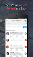Screenshot of Crowdfire for Instagram growth