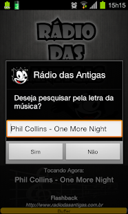 Rádio das Antigas - screenshot thumbnail