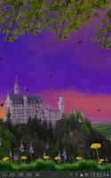 Screenshot of Castle View Live Wallpaper