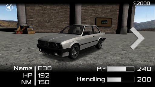 Drifting BMW Car Drift Racing 1.06 screenshots 6