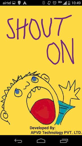Shout ON