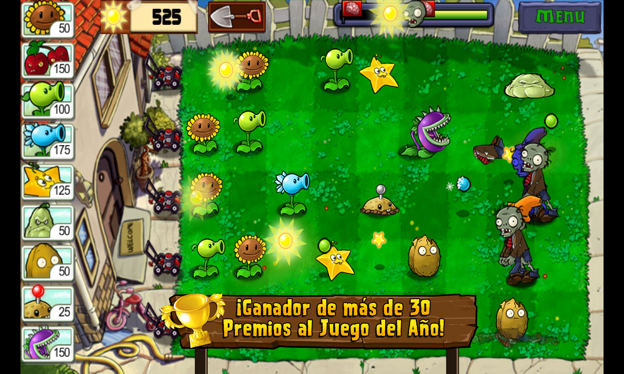 Plants vs. Zombies™ - screenshot