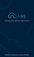 Screenshot of AIRE Services