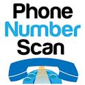 Phone Number Scanner logo