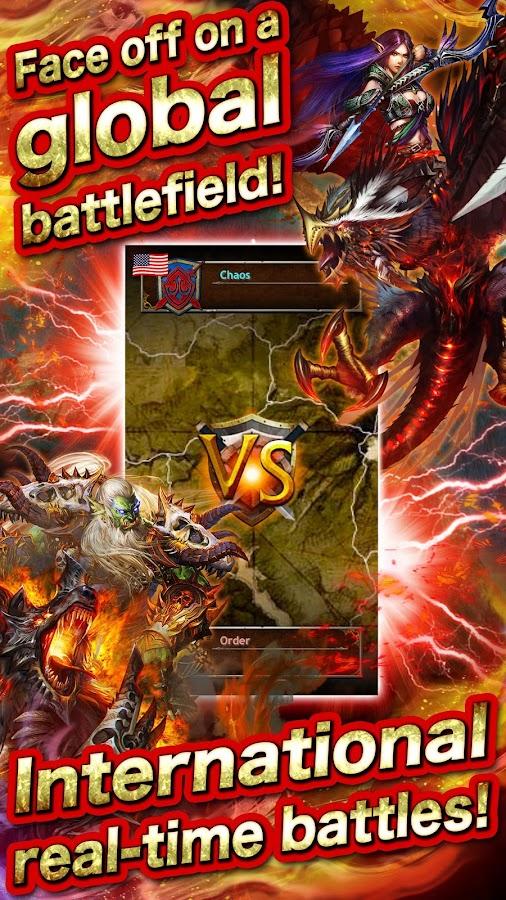 War of Legions- screenshot