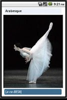 Screenshot of Ballet Lite
