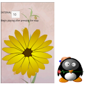 Baby Color books-Flower logo