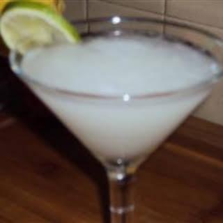 Easy Frozen Margaritas.
