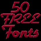 Fuentes para FlipFont 50 #2 icon