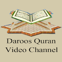 Daroos Quran Video Channel icon