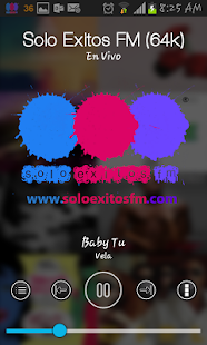 Solo Exitos FM- screenshot thumbnail
