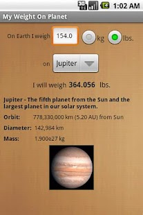 My Weight On Planet - screenshot thumbnail