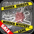 Murder Mystery Hidden Objects icon