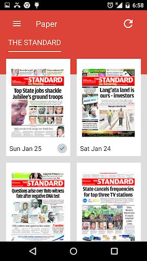 Standard E-Paper - Free
