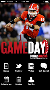 UGA Gameday- screenshot thumbnail