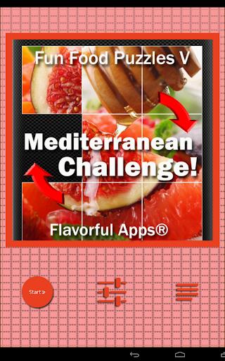 Food Games: Mediterranean Diet