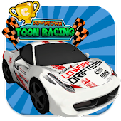 Downtown Car Toon Racing