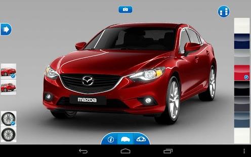 Mazda6 - screenshot thumbnail