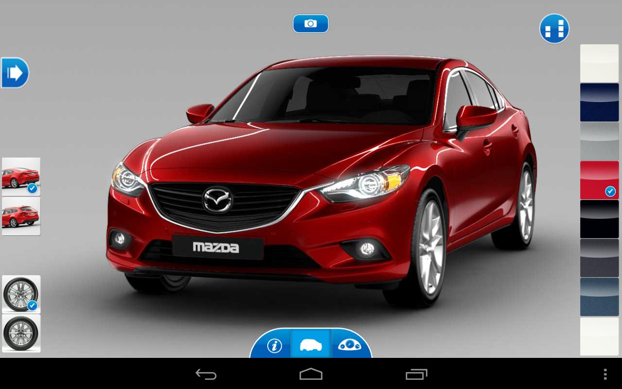 Mazda6- screenshot