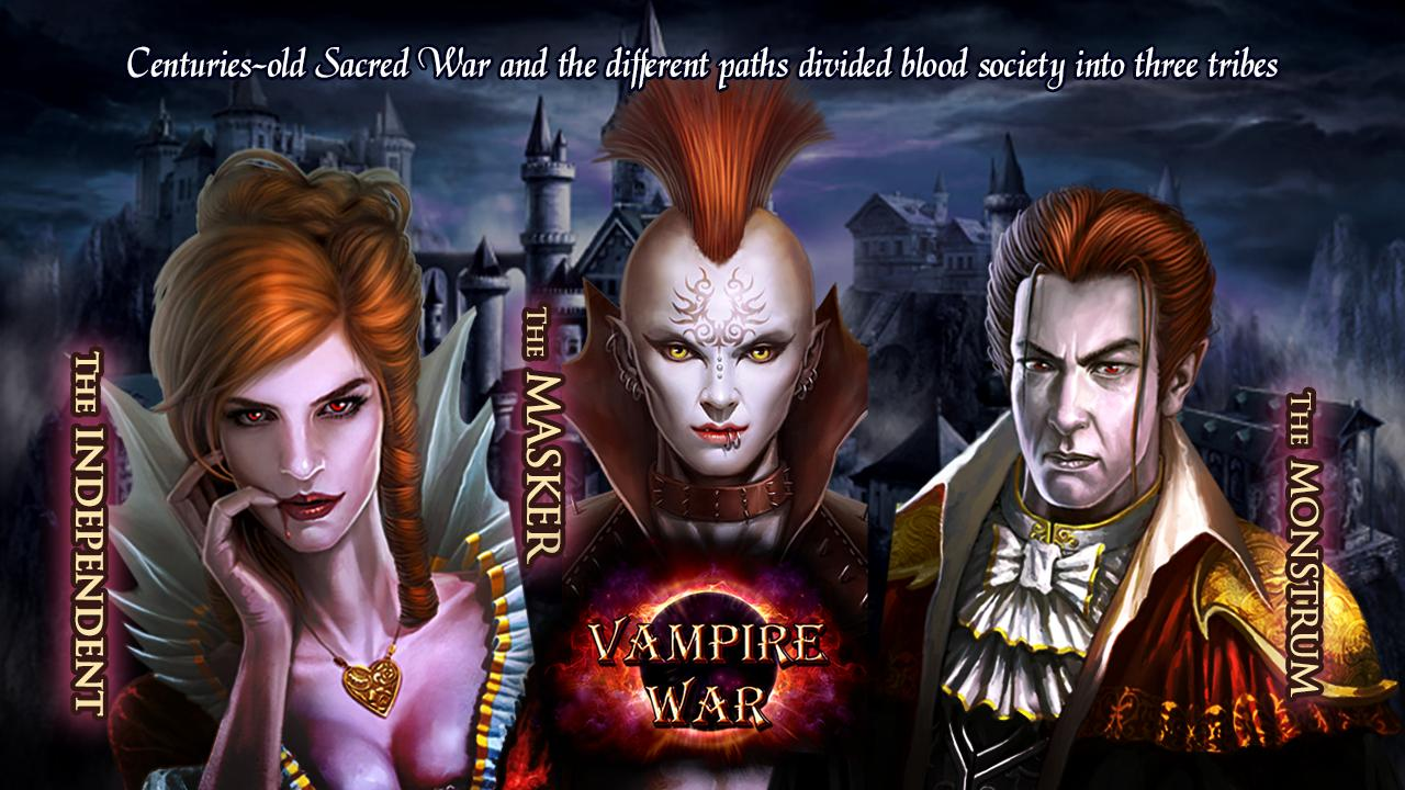 Vampire War - screenshot