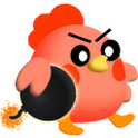 Angry Chicken - Bomb Chicken icon